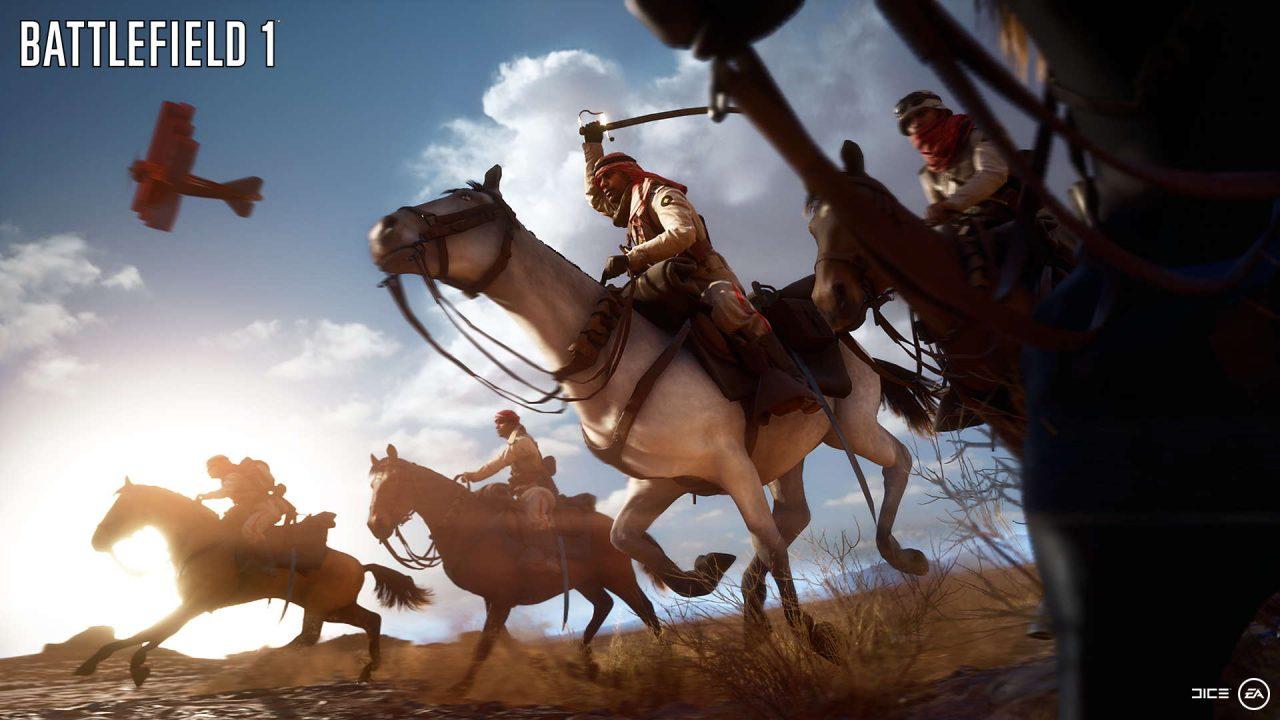 Battlefield 1 bientôt enfin en 4K sur Xbox One X