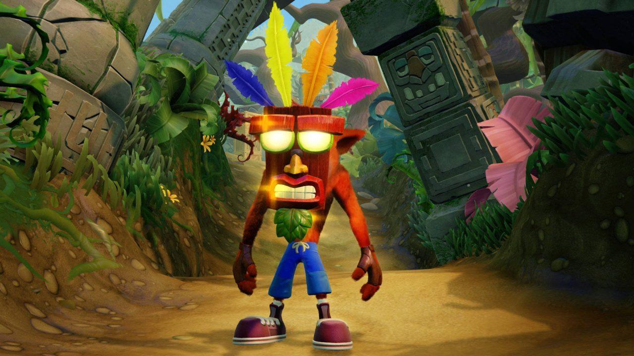 Crash a décidé de speeder pour sortir sur Xbox One, Switch et PC
