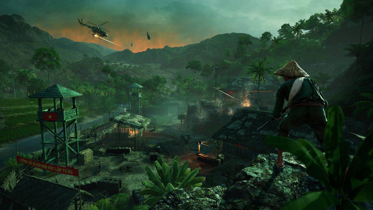 La première extension de Far Cry 5 vous emmène au Vietnam