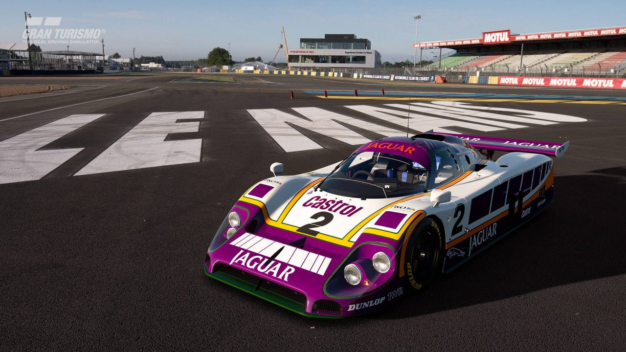 Le Mans revient sur GT Sport gratuitement