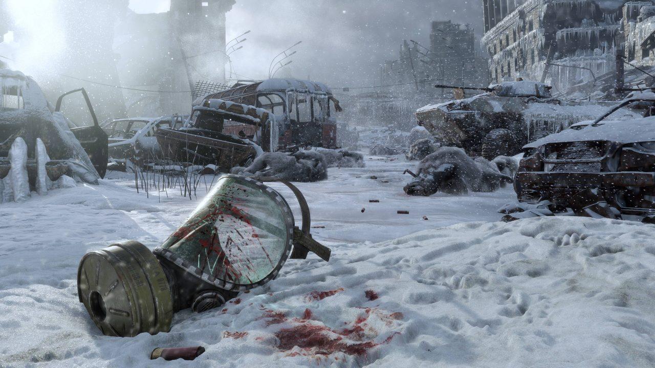 Metro Exodus mis à jour sur les PS5 et XSX/S