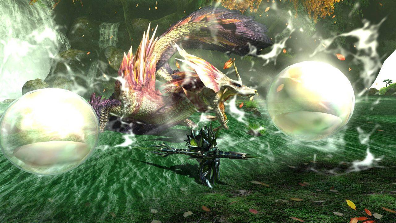 Capcom annonce Monster Hunter Generations Ultimate