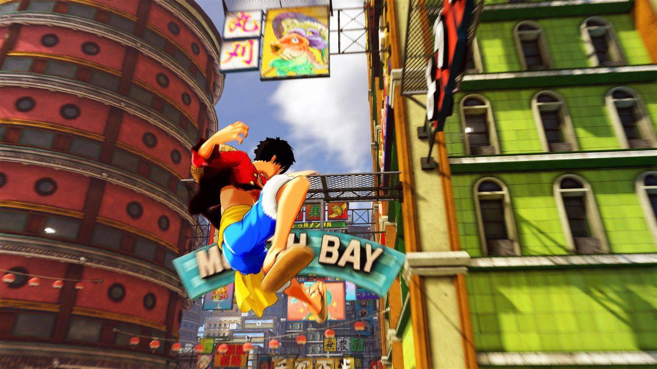 Une nouvelle galerie d'images pour One Piece World Seeker