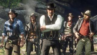 Red Dead Redemption 2 Images