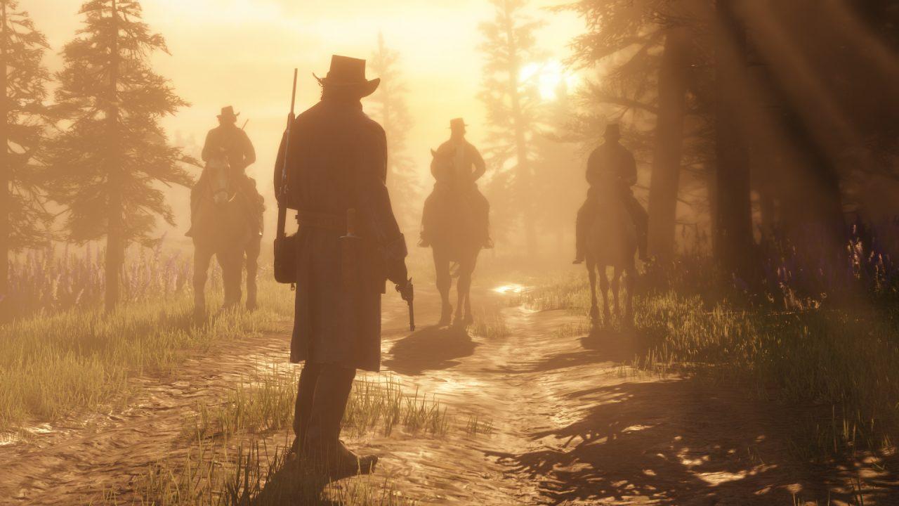 Une nouvelle bande-annonce magnifique pour Red Dead Redemption 2