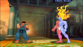 Street Fighter 30th Anniversary Collection Videos