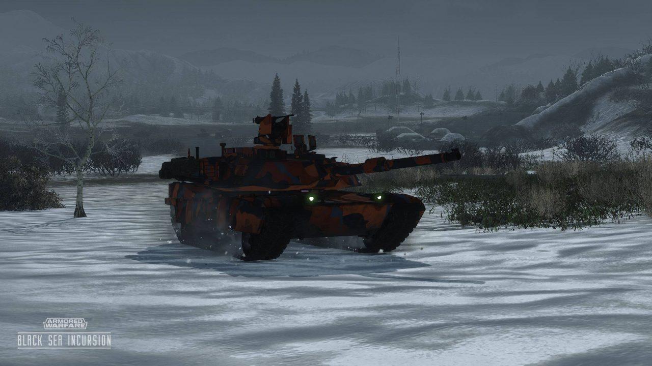 La première saison d'Armored Warfare sur PC débute