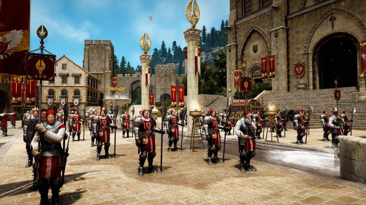 Pearl Abyss confirme la version Xbox One de Black Desert