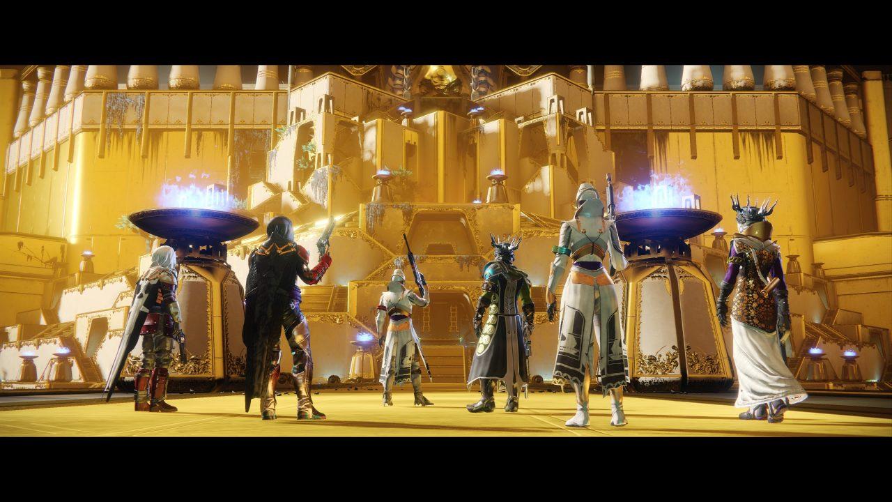 Bientôt des armes à 400 de lumière grâce à deux raids prestige sur Destiny 2
