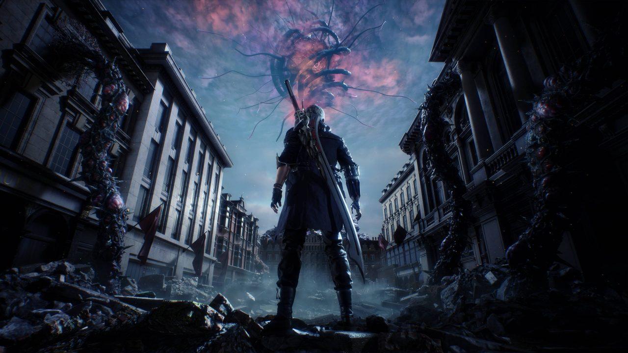 Devil May Cry 5 sort de l'ombre et lâche les démons