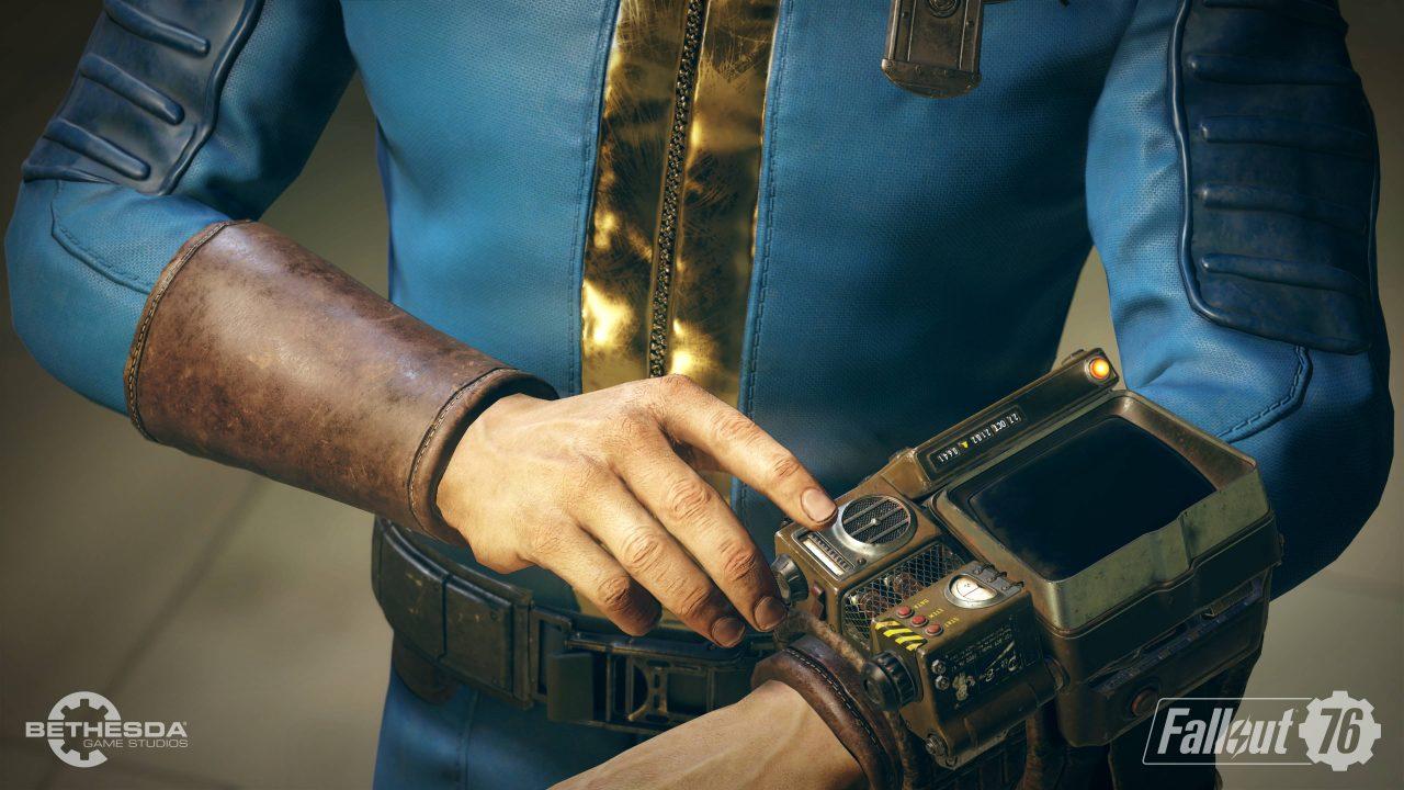 La bêta de Fallout 76 pour fin octobre
