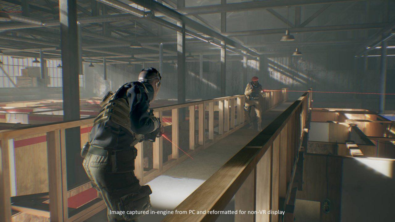 Une date de sortie pour Firewall Zero Hour sur PS VR