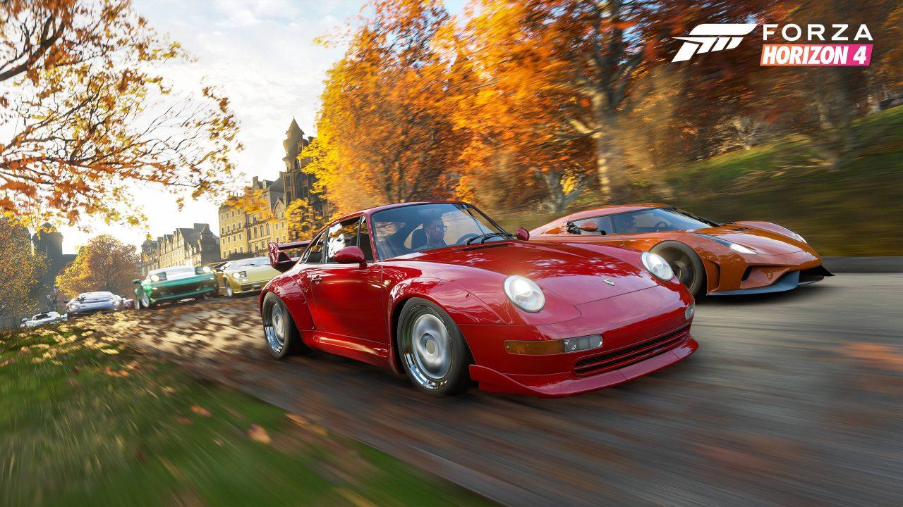 Microsoft confirme Forza Horizon 4 pour l'automne