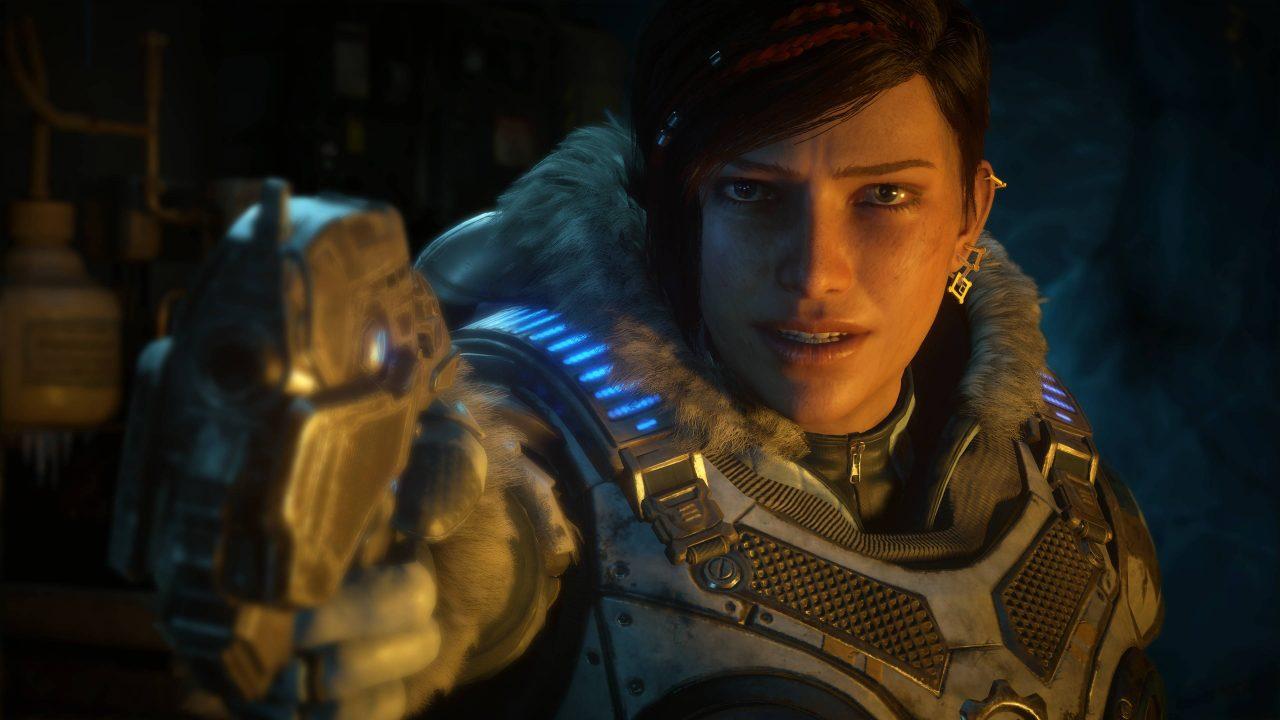 Découvrez le prologue de Gears 5 en 4K version Xbox One X