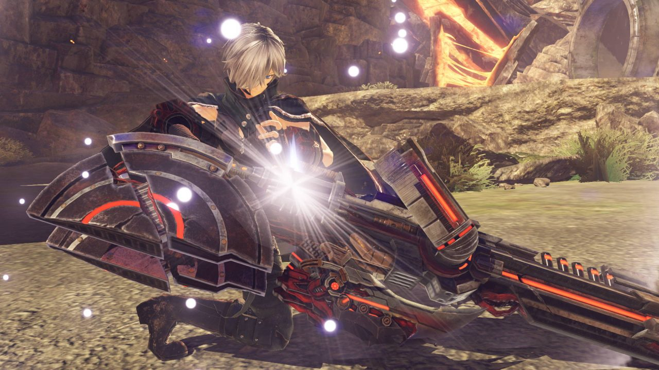 La démo de God Eater 3 disponible sur PS4
