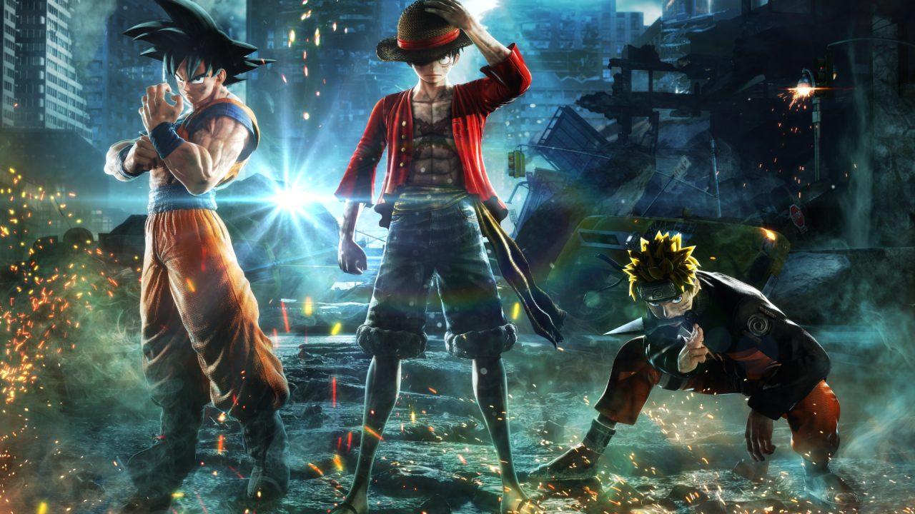 Line-up Bandai Namco E3 2018