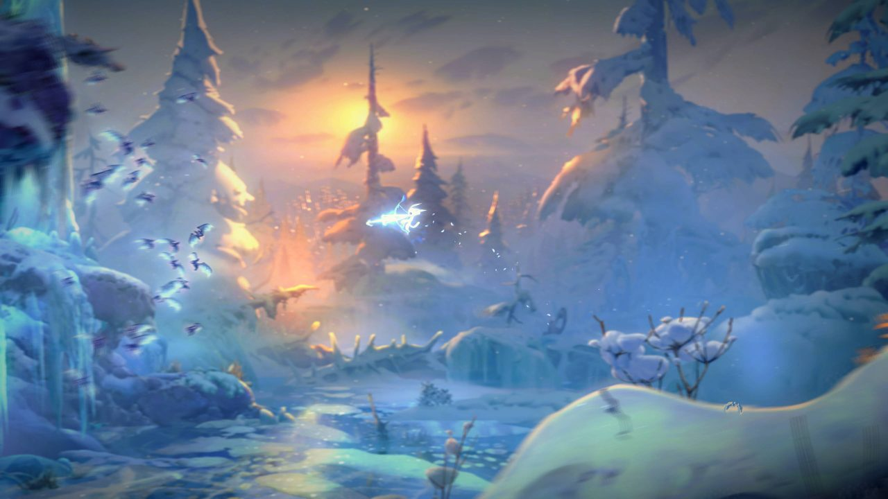 Une suite à Ori avec Ori and the Will of the Wisps