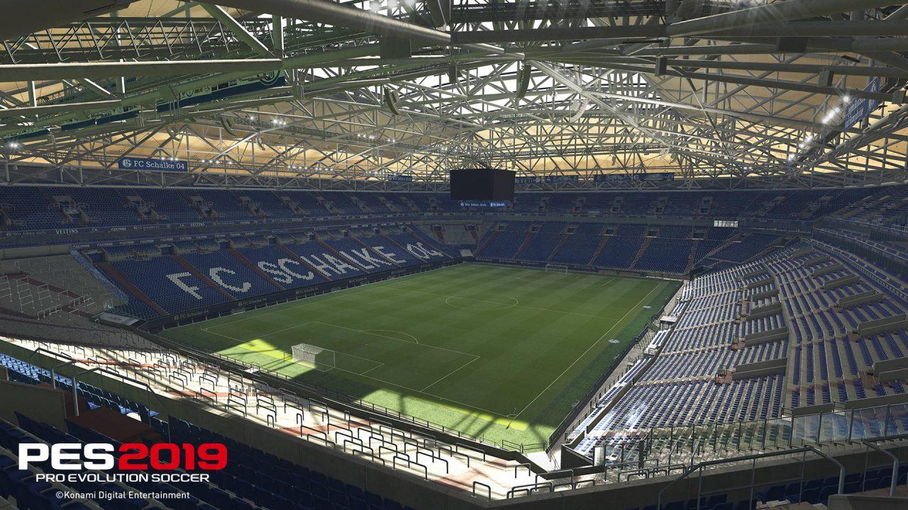 Konami signe avec le FC Schalke 04 pour PES 2019