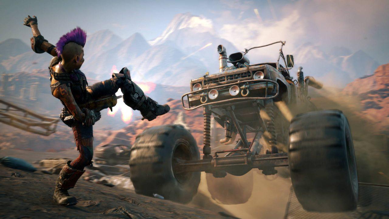 De nouveaux détails sur le futur Rage 2 d'id Software et Avalanche Studios