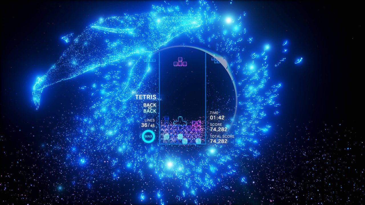 Quand le créateur de Rez s'inspire de Tetris, ça donne Tetris Effect