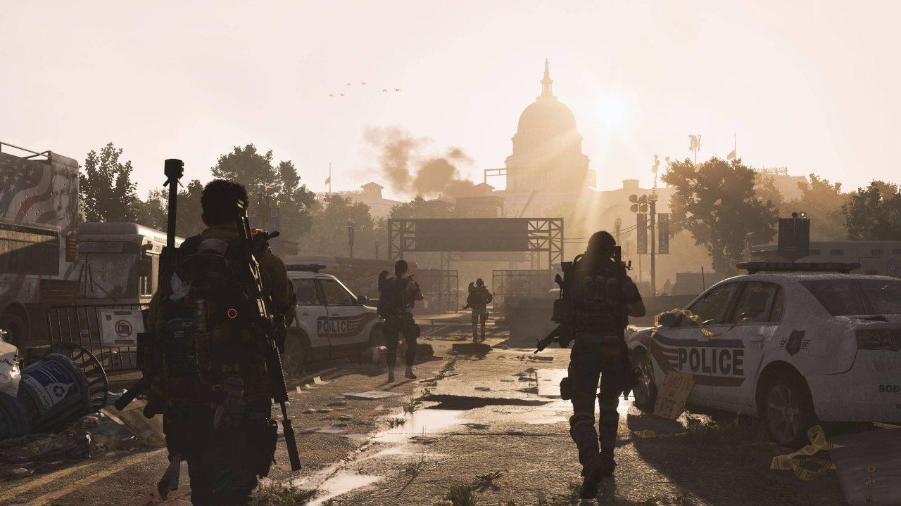 Ubisoft montre Tom Clancy's The Division 2 à la conférence E3 2018 de Microsoft