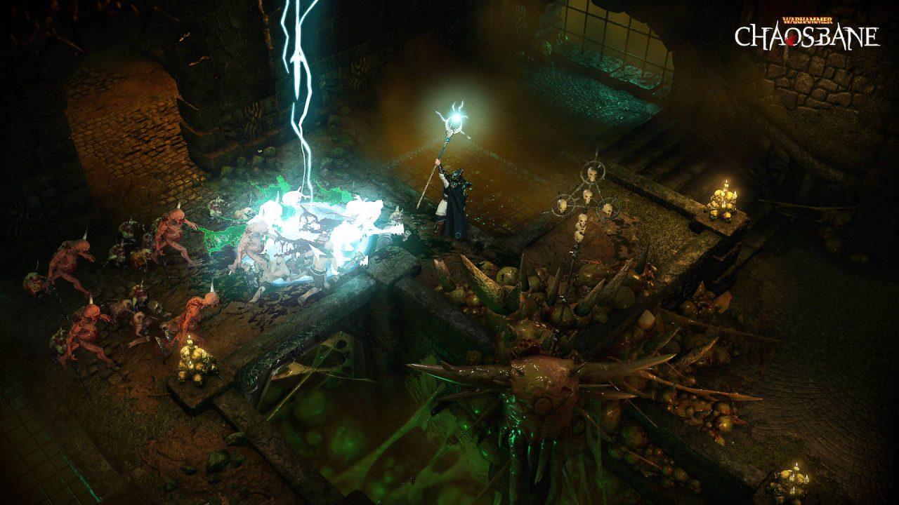 Bigben annonce Warhammer Chaosbane