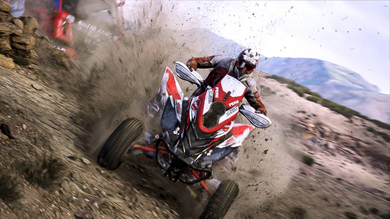 La simulation de rallye raid Dakar 18 prévue pour la rentrée