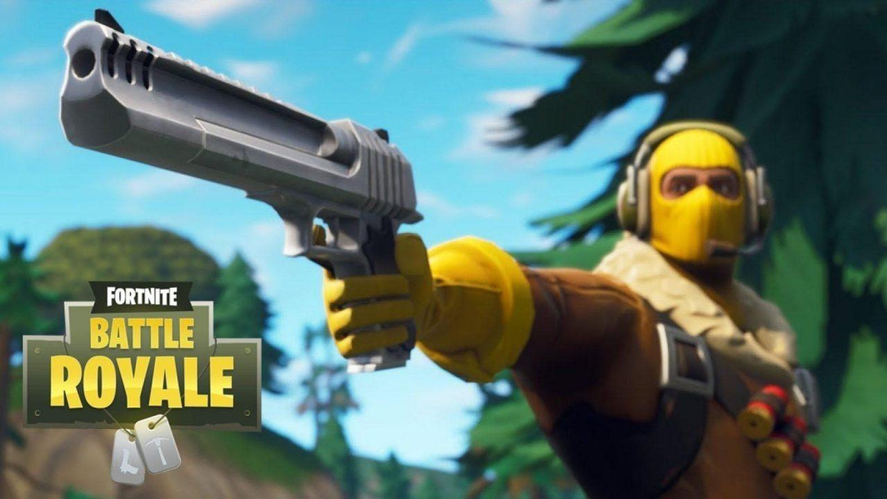 La saison 5 de Fortnite Battle Royale débute aujourd'hui