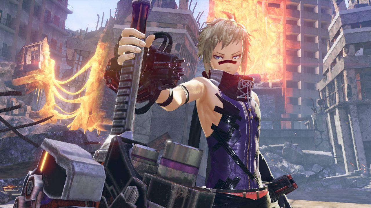 Un nouveau personnage et Aragami dévoilés pour God Eater 3