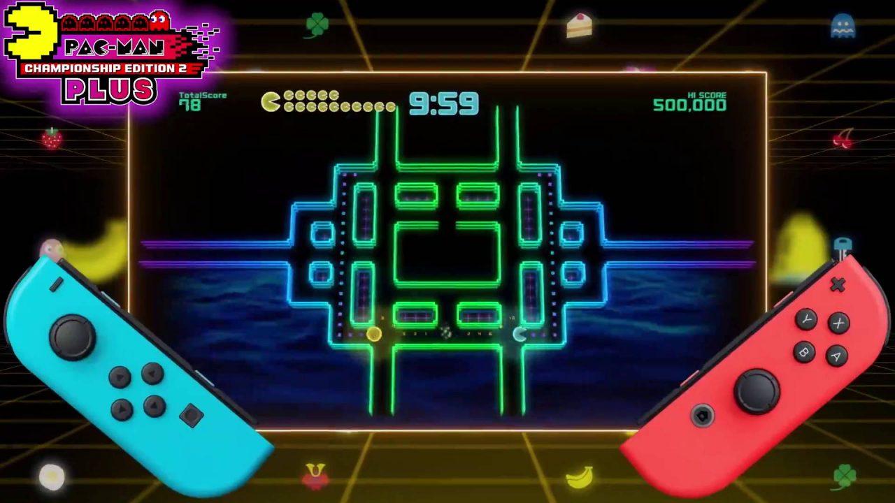Bandai Namco annonce la compilation Namco Museum Arcade Pac pour la Switch