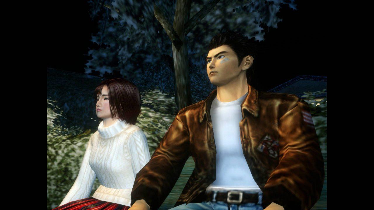 Shenmue I & II arrive à la fin de l'été sur PS4 et Xbox One
