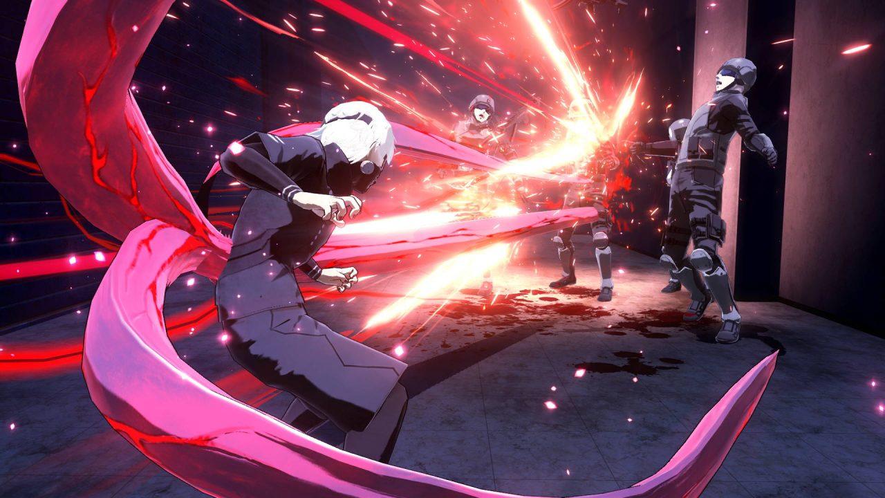 Bandai Namco annonce un jeu inspiré par le manga Tokyo Ghoul
