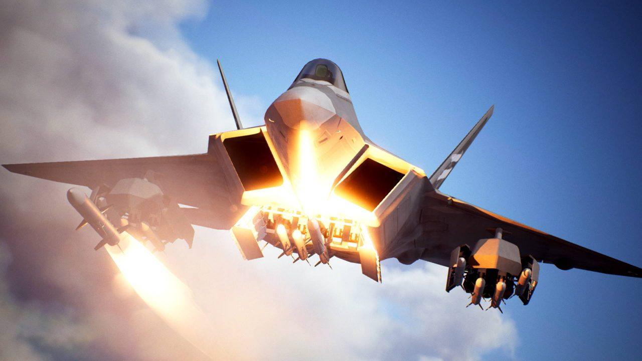 Découvrez la première mission d'Ace Combat 7 Skies Unknown en vidéos 4K