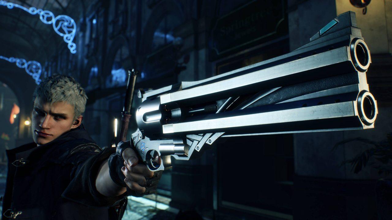Devil May Cry 5 se prépare pour le printemps prochain