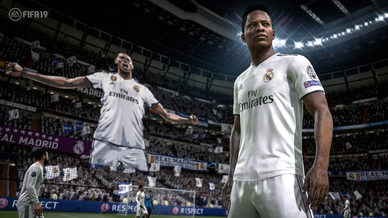 Trois héros possibles pour le mode histoire de FIFA 19