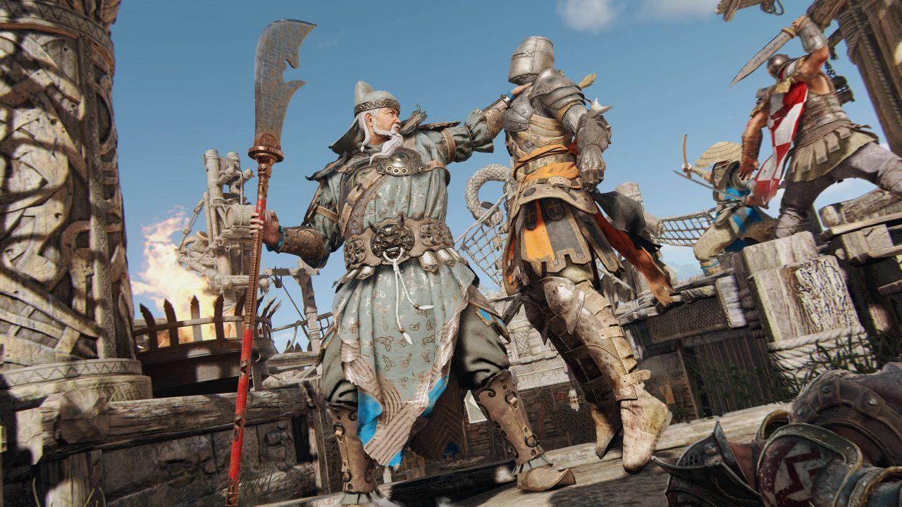 Testez la mise à jour Marching Fire de For Honor sur PC la semaine prochaine