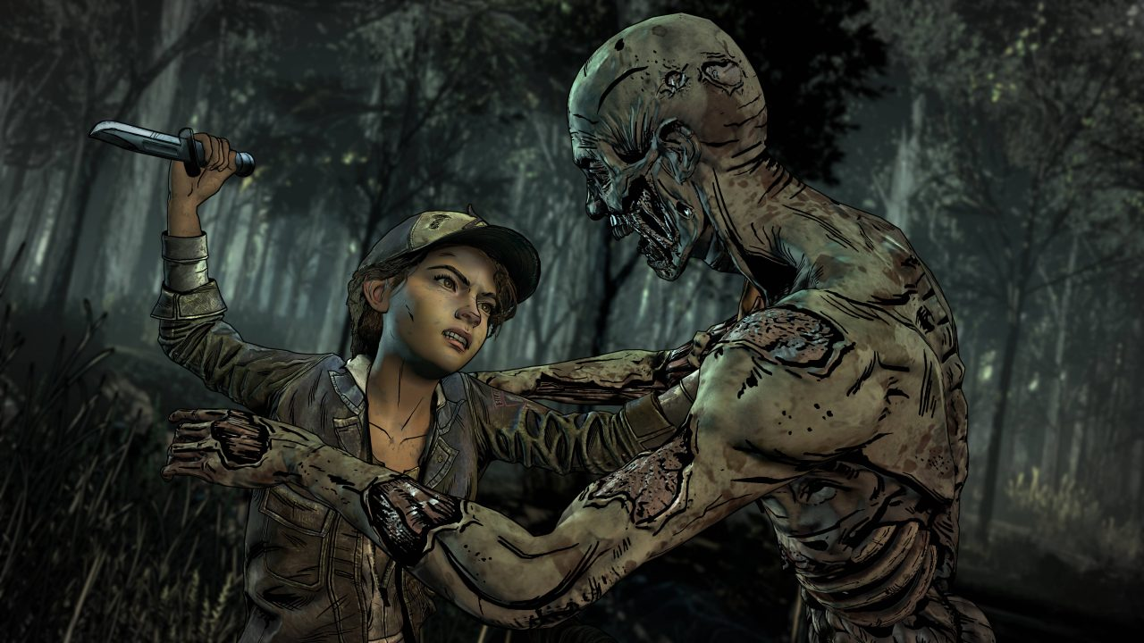 Découvrez la dernière saison de The Walking Dead The Telltale Series