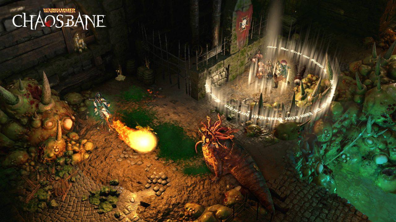 De nouvelles images pour Warhammer Chaosbane