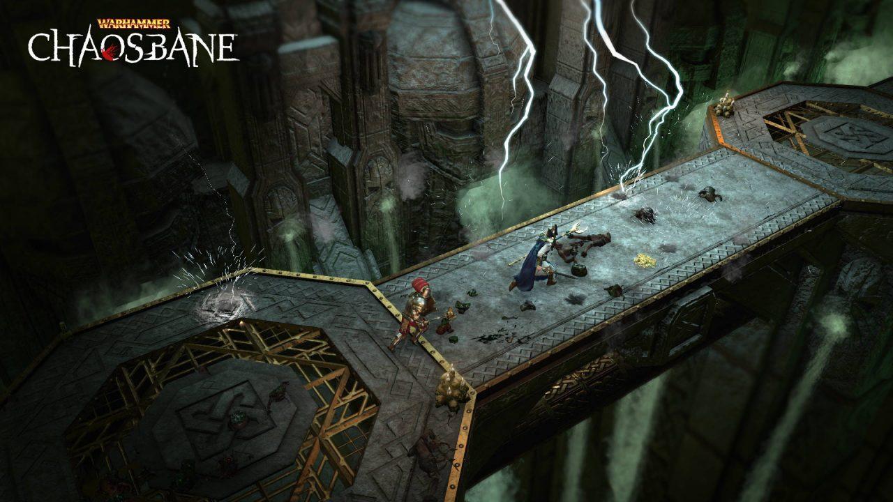 Warhammer Chaosbane annoncé sur next gen