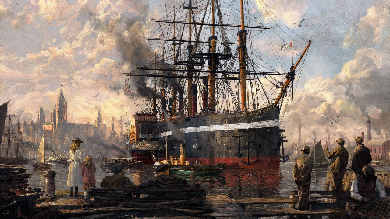 Anno 1800 prépare son expédition pour début 2019