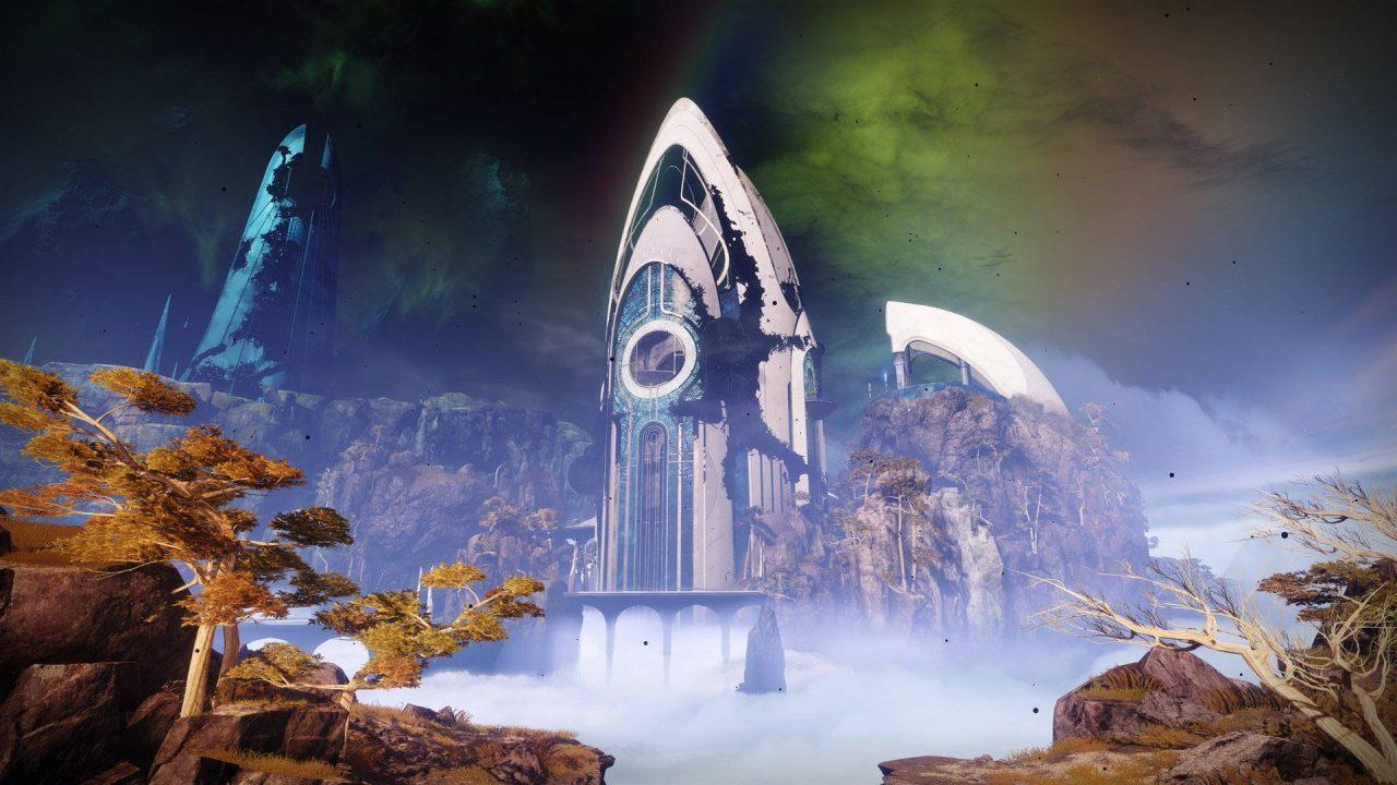 De nouvelles activités débloquées dans Destiny 2 grâce à une équipe de raid