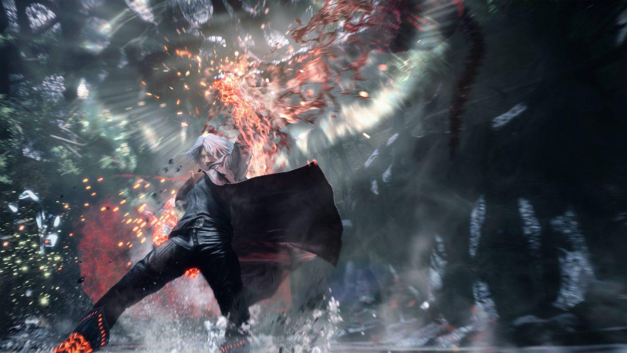 Dante sera présent dans Devil May Cry 5