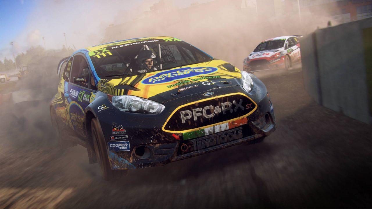 Les bonus de précommande de DiRT Rally 2.0