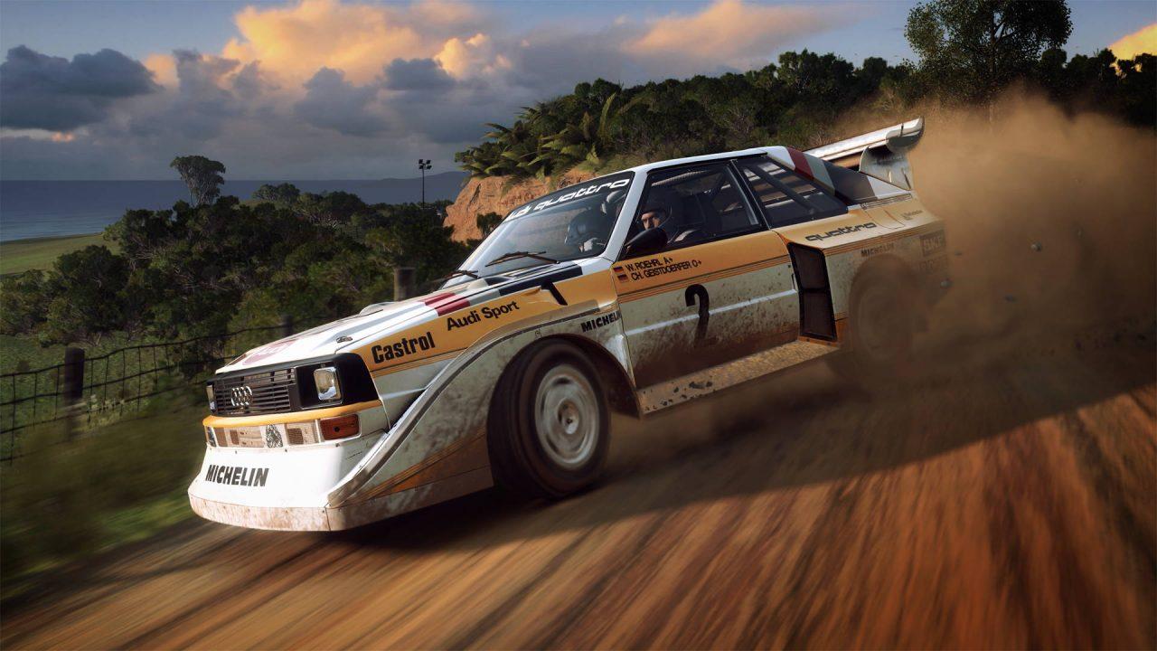 Codemasters prépare Dirt Rally 2.0 pour début 2019
