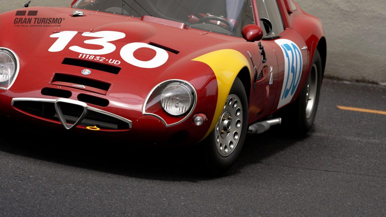 Les détails de la mise à jour 1.26 de GT Sport