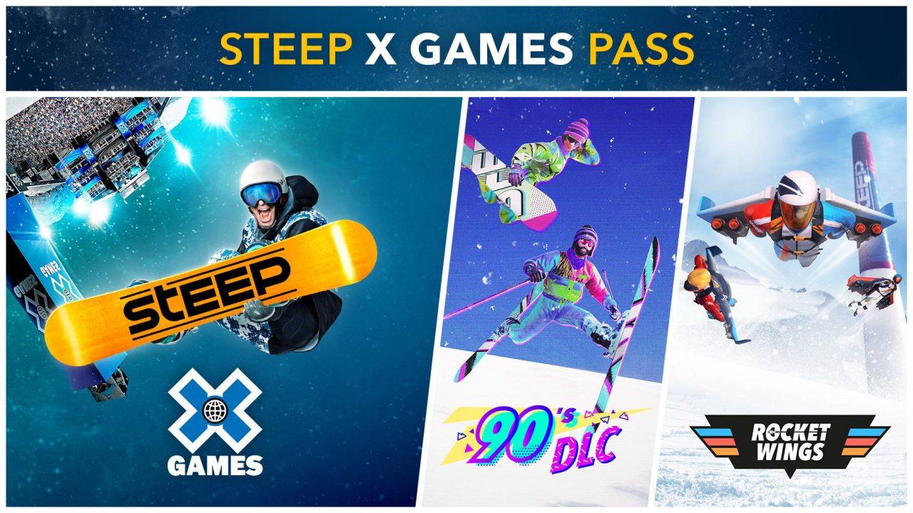 Les X Games vont débarquer sur Steep