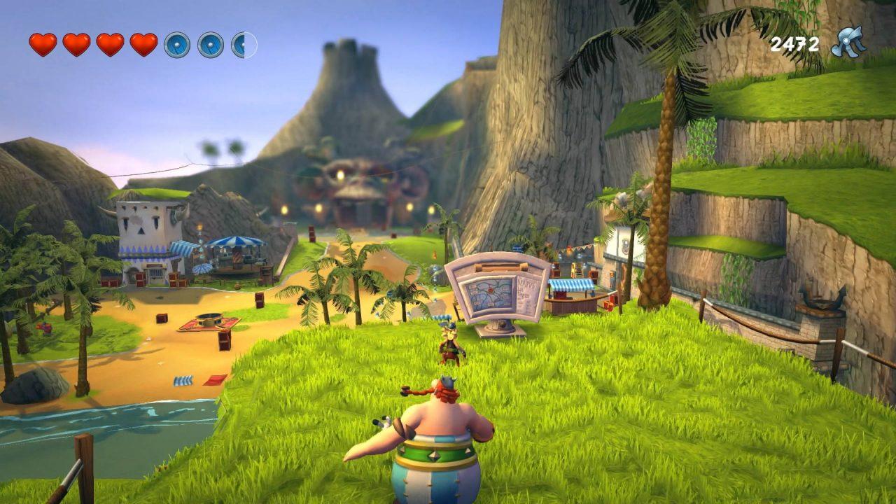 Des détails pour le lancement du remaster d'Astérix & Obélix XXL 2