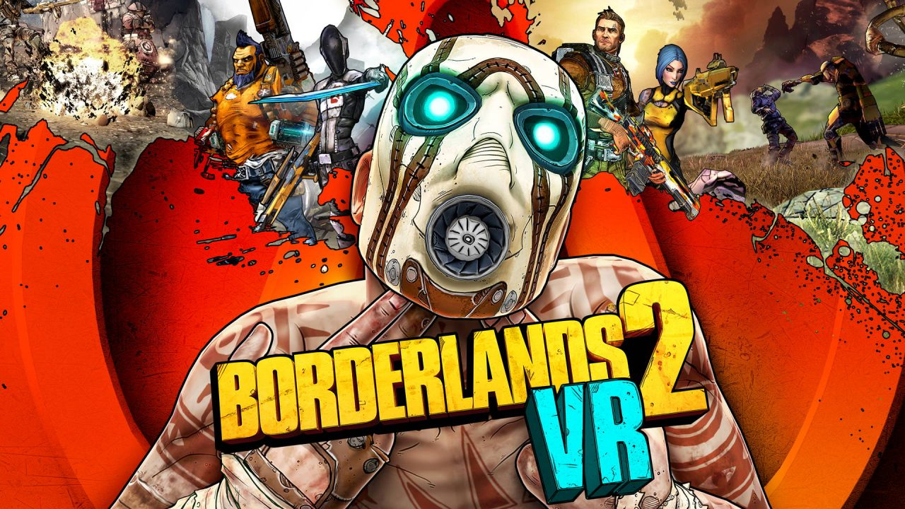 Borderlands 2 revient en version VR sur la PS VR de Sony