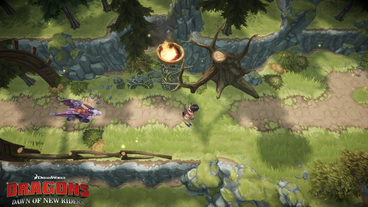 Bandai Namco annonce l'adaptation de Dragons L'Aube des Nouveaux Cavaliers