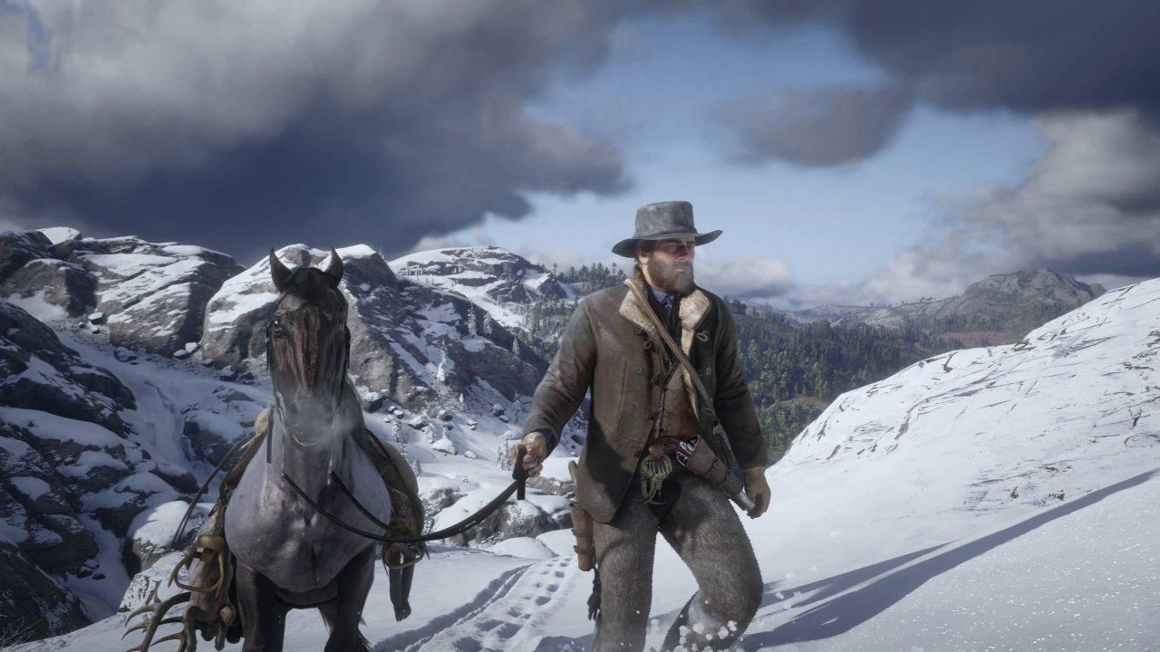 Red Dead Redemption II toujours plus sublime en vidéo et en images